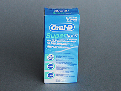 Oral-B-Superfloss